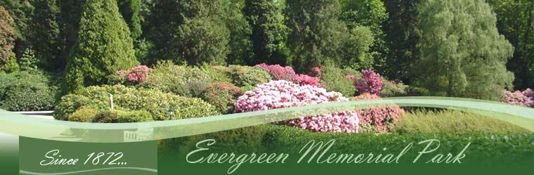 Evergreen Memorial Park Cemetery Omaha Nebraska